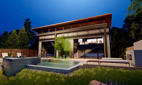 Lista de viviendas<br />Casas